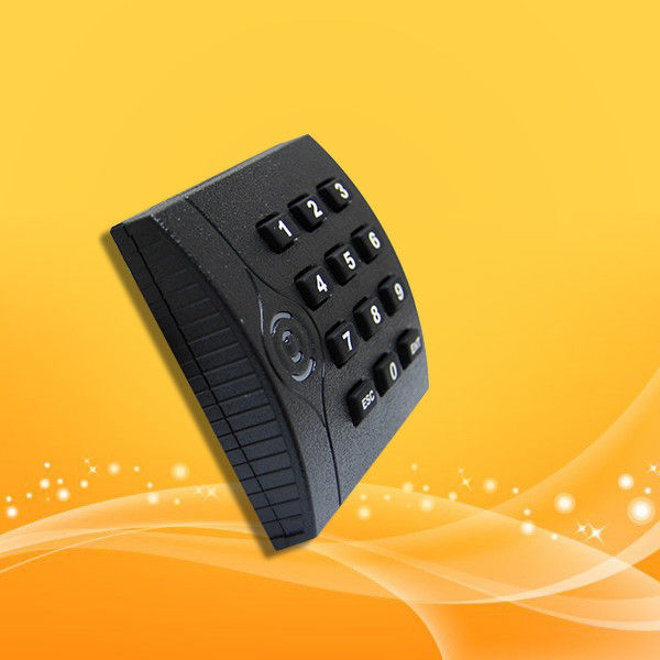 Keypad 125Khz RFID Card Proximity Card Reader Writer For Access Control System