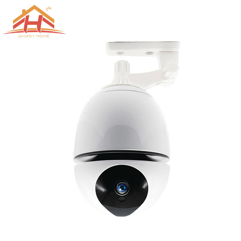 Auto Motion Tracking Smart Home IP Camera Battery Powered