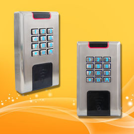 High Performance 125khz Proximity Card Reader With Keypad / Alarm Function
