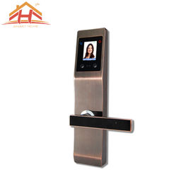Face And Palm Recognition Door Lock with Touch Screen