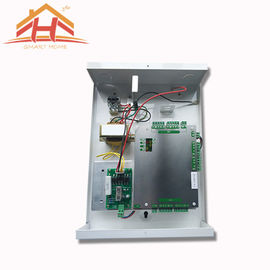 Two Door Access Control Panel Mobile Phone Operated With Power Adapter Box