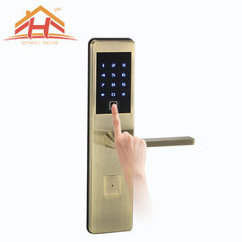 Intelligent Biometric Fingerprint Lock And Keyless Door Lock With Longlife