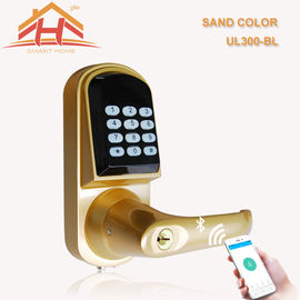 Password Smart Digital Door Lock 0 Degree-70 Degree Working Temperature