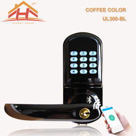 Smart Bluetooth Electronic Keypad Door Lock Password Control For Home Security