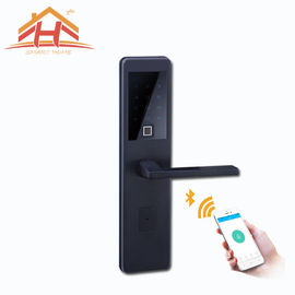 Office Hotel Bluetooth Smart Door Lock , Smartphone Controlled Door Lock
