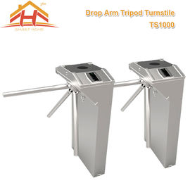 China Airport Access Control Equipment Waist High Turnstile Gate Security And Convenience factory