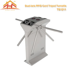 China Building Access Control Systems Drop Arm Turnstile , Electronic Turnstile Gates factory