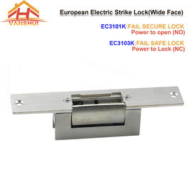 China Access Control Electric Strike Door Lock With Wide Face For NO And NC Status factory