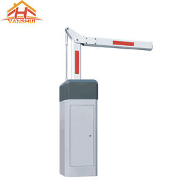 90 Degree Folding Boom Parking Lot Barrier Gate Use For Parking System